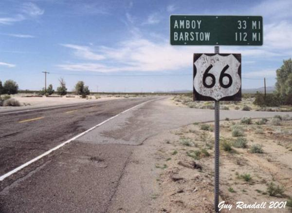 Route 66 Accommodation