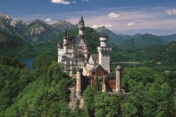 Neuschwanstein Castle Tour