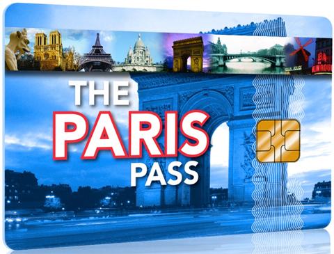 2 day Paris Pass