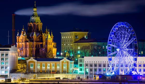 Hop On Hop Off Helsinki
