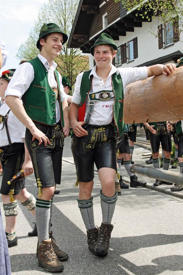 I Have Sauerkraut in My Liederhosen