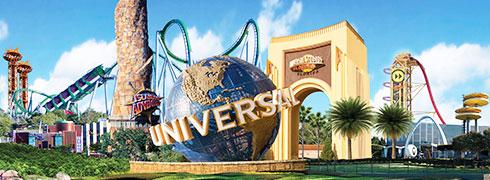 2 Park Pass to Universal Studios Orlando