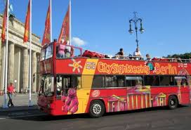 Hop On Hop Off Bus Berlin