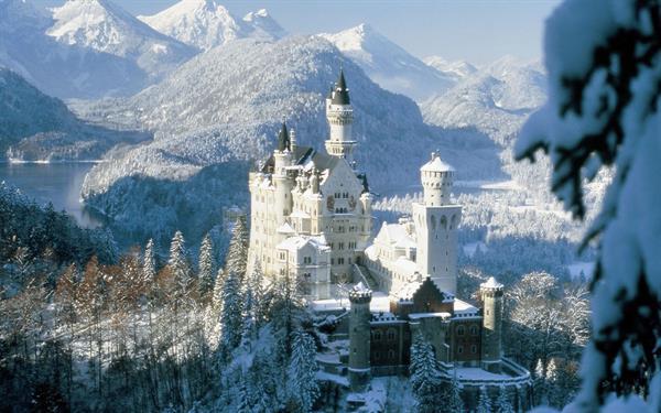 Schloss Neuschwanstein Castle Tour