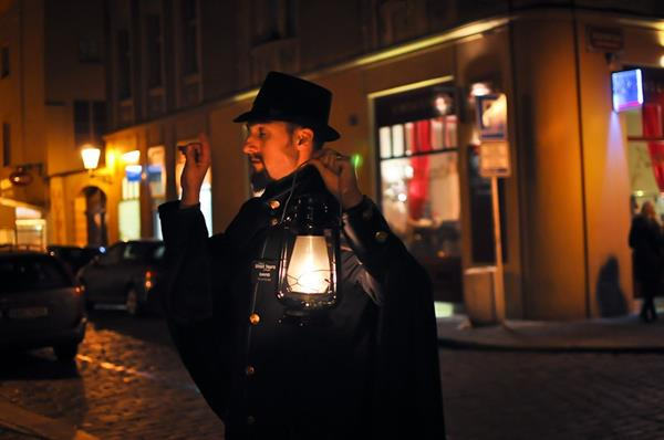 Ghost Tour of Prague Old Town