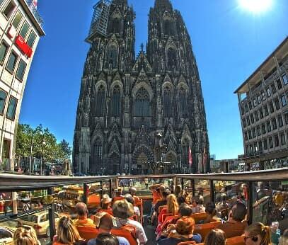 Hop-On Hop-Off in Cologne