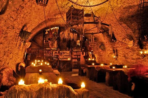 Medieval Dining Experience