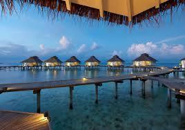 10 nights accommodation in Water Villa