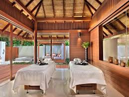 Range of treatments from body massage to yoga