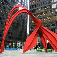 Architectural walking tour of Chicago