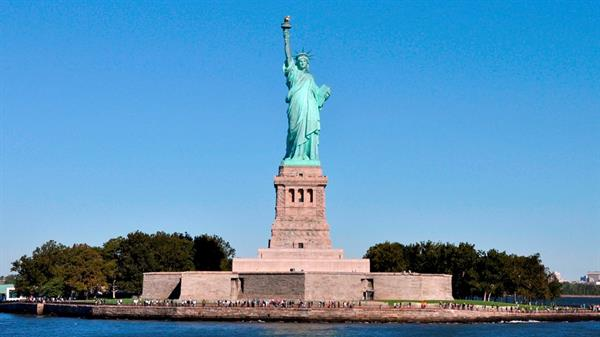 Statute of Liberty tour