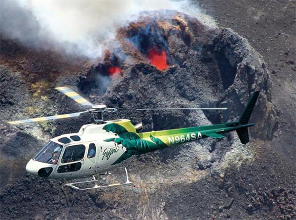 Safari Helicopter Tour