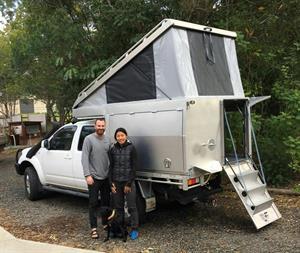 Wendy & Chris' Lap Around Australia - Honeymoon registry