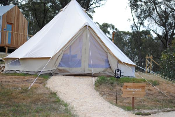Daylesford Cosy Tent