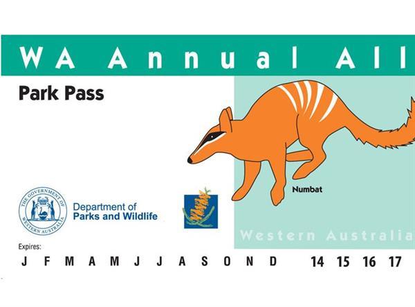 WA National Parks Pass