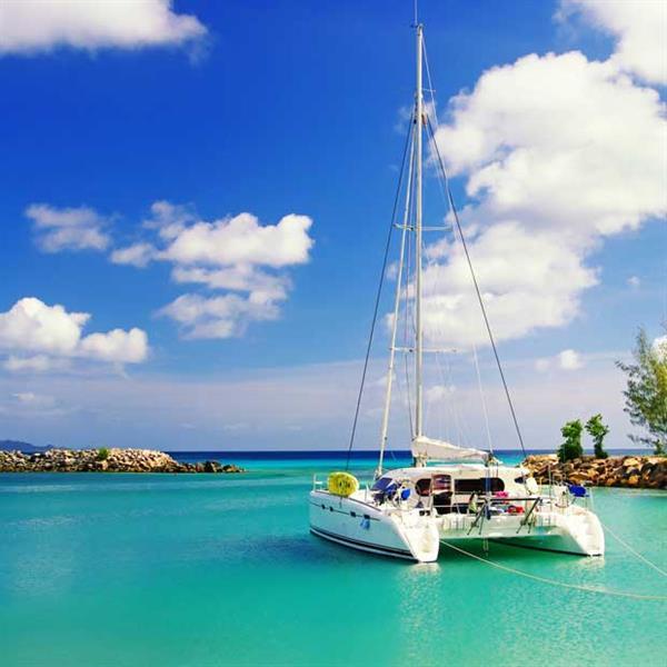 Romatic Sailing Trip