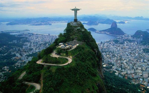 Christ the Redeemer and Sugar Loaf Mountain