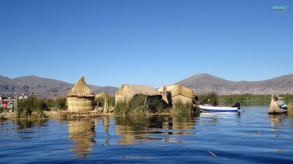 3 Days at Lake Titicaca