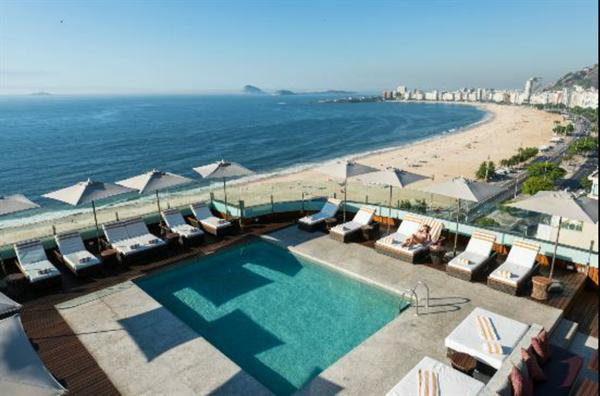 Accommodation in Rio