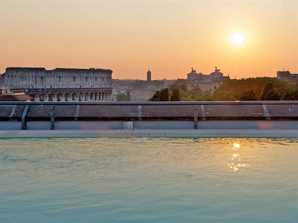 Accommodation at Mercure Rome Colosseum Centre