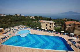Accommodation at Grand Hotel Vesuvio