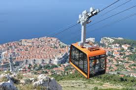 Dubrovnik by Cable Car
