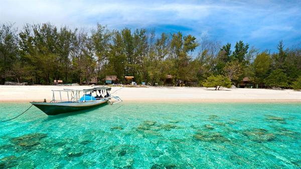 Accommodation Gili Islands