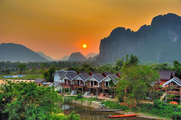 Vang Vieng Accomodation