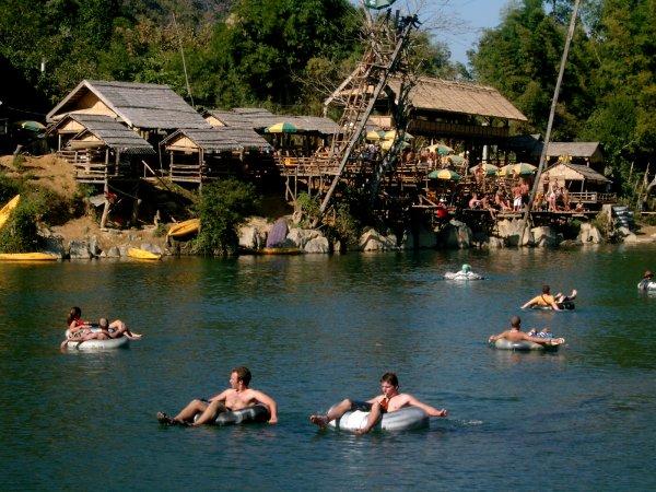 Vang Vieng Activities
