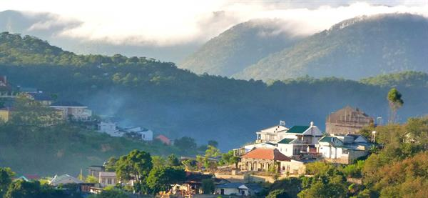 Accommodation and activities in Dalat