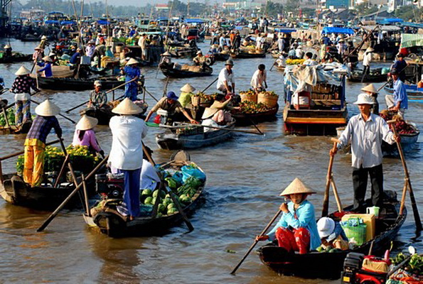 Activities in Ho Chi Minh City