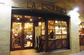 Tapas and Sangria at La Esquinica