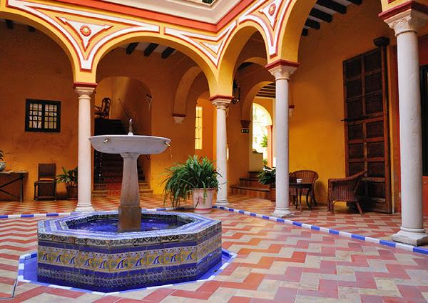 Seville Accommodation