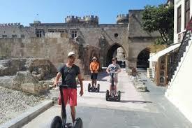 Segway Tour in Rhodes