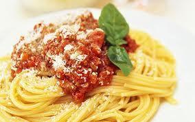Spaghetteria dinner