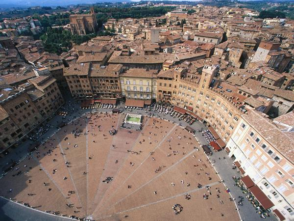 Accommodation in Siena