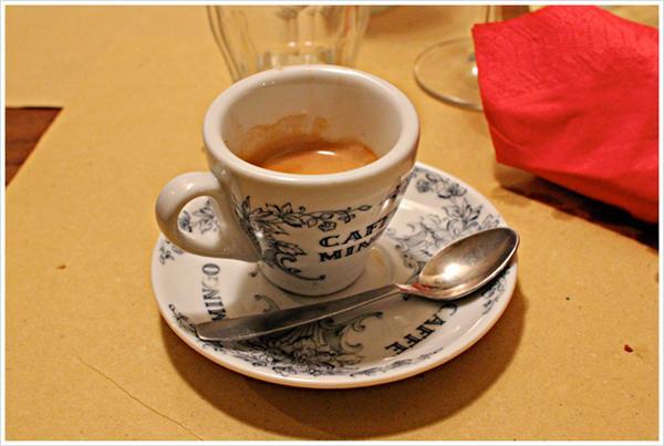Espresso in the Piazza