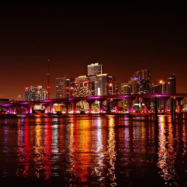 A night in Miami!
