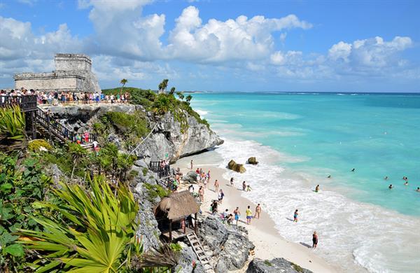 Cenotes and Mayan ruins