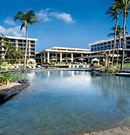 Accommodation at Marriot Waikola Beach