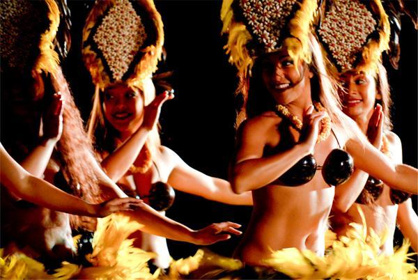 Maui - Old Lahaina Luau, Traditional Hula & Feast;