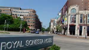 4 nights stay at the Sonesta hotel in Boston