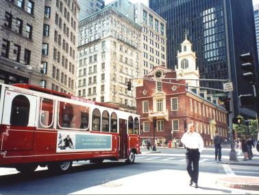 Hop-On, Hop-Off Bus Tour with Harbor Cruise