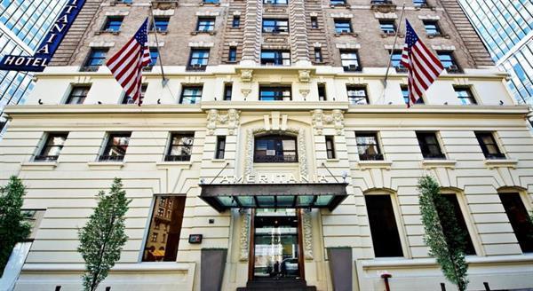 Ameritania Hotel, New York City