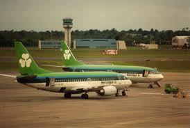 1 way flight for 2 from San Francisco to Dublin