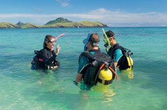 A trip to 'Castaway Island'