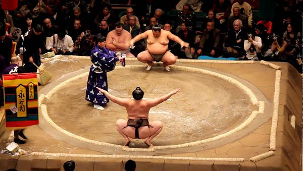 Tickets to Sumo Wrestling