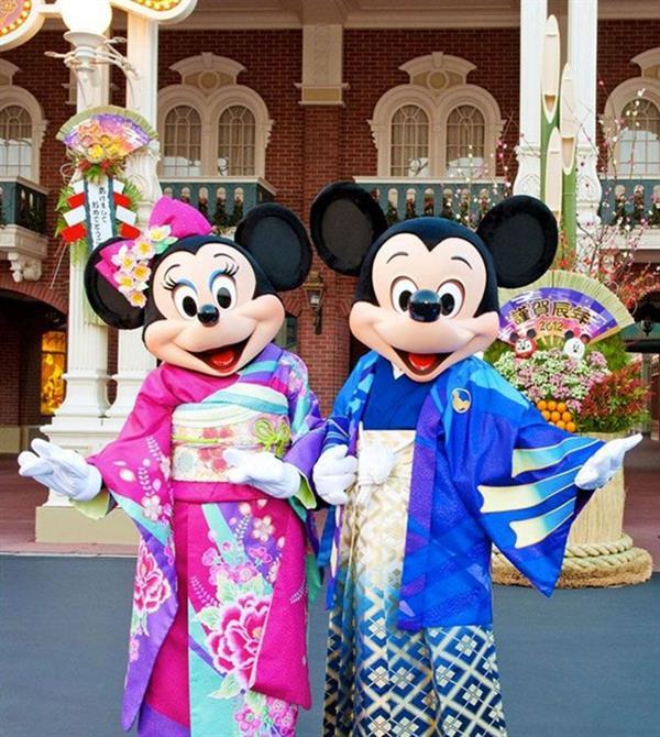 2 Tickets to Tokyo Disney Sea