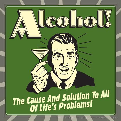 Booze from Duty Free