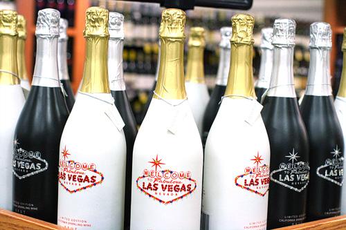 Champagne in Vegas
